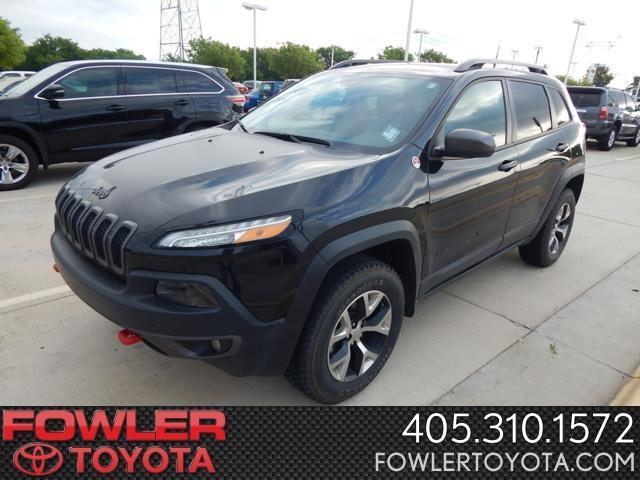 2016 jeep cherokee trailhawk 4x4 trailhawk 4dr suv for sale in norman oklahoma classified. Black Bedroom Furniture Sets. Home Design Ideas