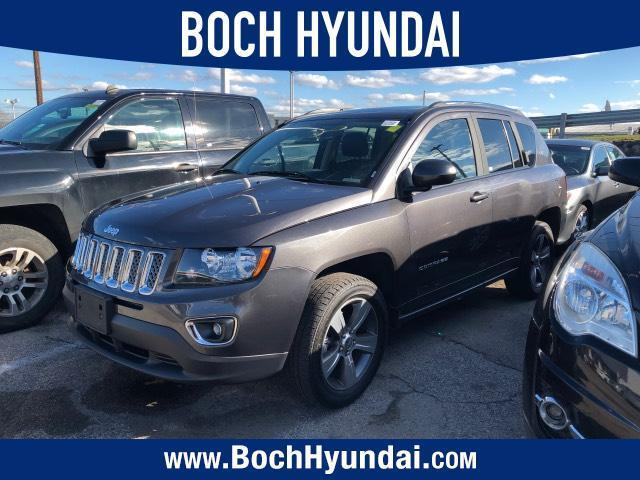 2016 Jeep Compass High Altitude 4x4 High Altitude 4dr