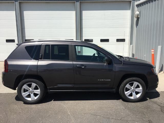 2016 jeep compass latitude 4x4 latitude 4dr suv for sale - 2016 jeep compass interior lights ...