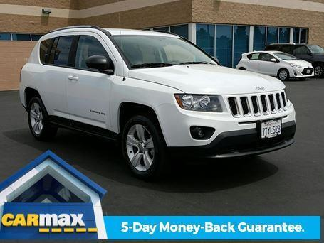 2016 Jeep Compass Sport Sport 4dr SUV