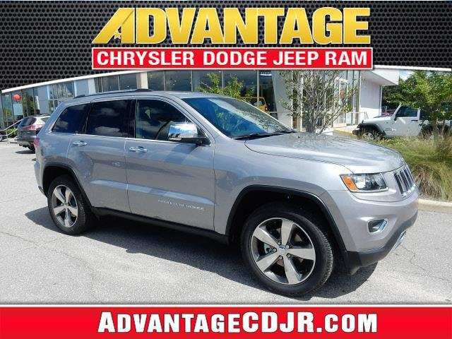 2016 Jeep Grand Cherokee Limited 4x2 Limited 4dr SUV