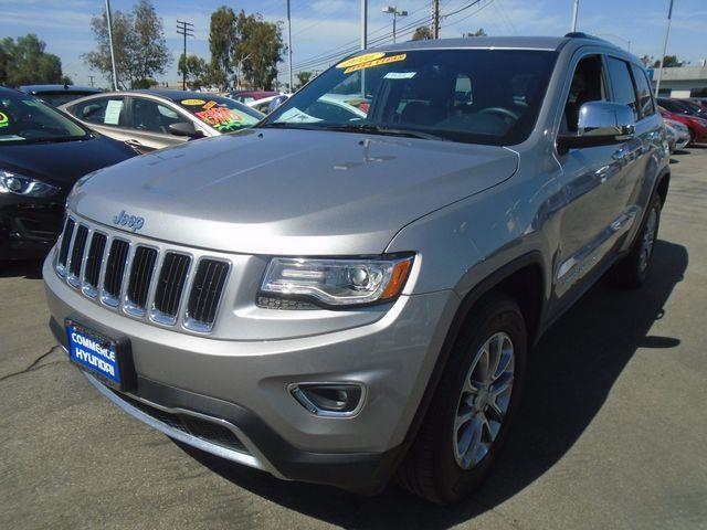 2016 jeep grand cherokee limited 4x2 limited 4dr suv for sale in los angeles california. Black Bedroom Furniture Sets. Home Design Ideas