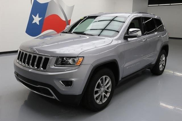 2016 jeep grand cherokee limited 4x2 limited 4dr suv for. Black Bedroom Furniture Sets. Home Design Ideas