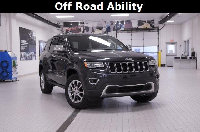 2016 jeep grand cherokee limited 4x4 limited 4dr suv for sale in fort wayne indiana classified. Black Bedroom Furniture Sets. Home Design Ideas