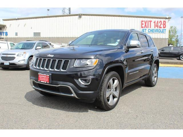 2016 jeep grand cherokee limited 4x4 limited 4dr suv for sale in auburn washington classified. Black Bedroom Furniture Sets. Home Design Ideas