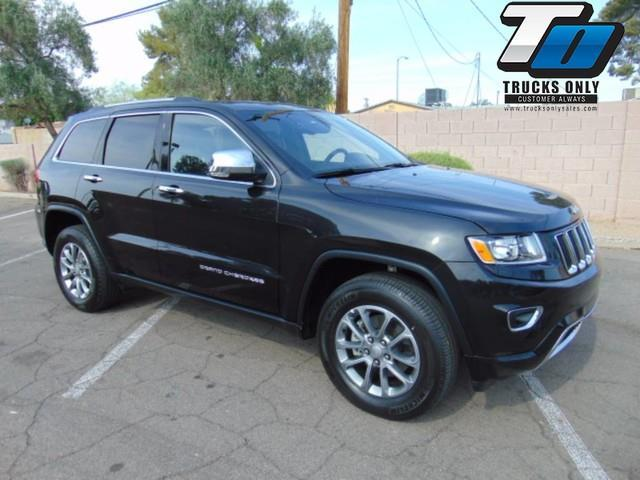 2016 jeep grand cherokee limited 4x4 limited 4dr suv for sale in mesa arizona classified. Black Bedroom Furniture Sets. Home Design Ideas