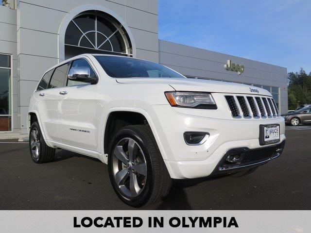 2016 jeep grand cherokee overland 4x4 overland 4dr suv for sale in annapolis washington. Black Bedroom Furniture Sets. Home Design Ideas