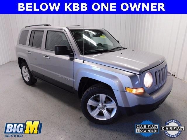 2016 Jeep Patriot Latitude 4x4 Latitude 4dr SUV