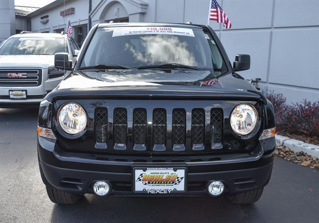 2016 Jeep Patriot Latitude 4x4 Latitude 4dr SUV