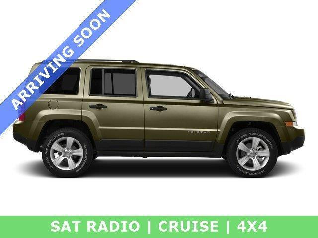 2016 jeep patriot sport 4x4 sport 4dr suv for sale in alliance ohio classified. Black Bedroom Furniture Sets. Home Design Ideas