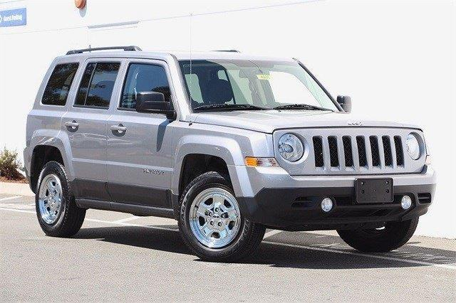 2016 Jeep Patriot Sport 4x4 Sport 4dr SUV