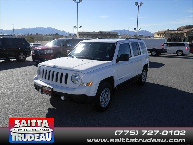 2016 Jeep Patriot Sport Sport 4dr SUV