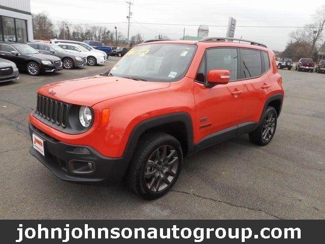 2016 jeep renegade latitude 4x4 latitude 4dr suv for sale in washington new jersey classified. Black Bedroom Furniture Sets. Home Design Ideas