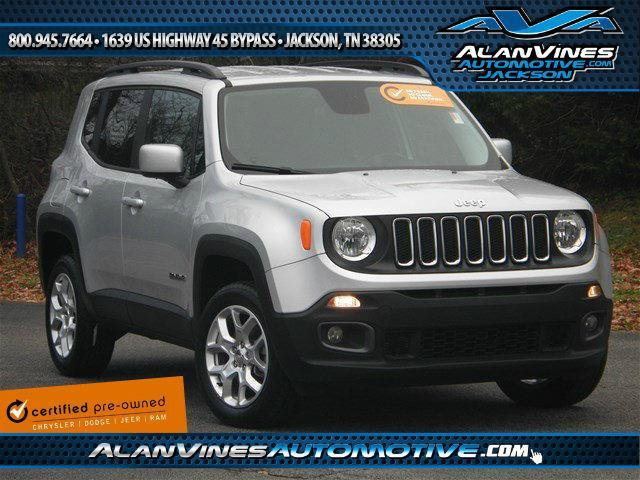 2016 jeep renegade latitude 4x4 latitude 4dr suv for sale in jackson tennessee classified. Black Bedroom Furniture Sets. Home Design Ideas