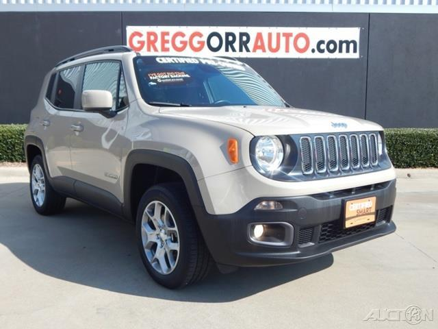 2016 jeep renegade latitude 4x4 latitude 4dr suv for sale in red river army depot texas. Black Bedroom Furniture Sets. Home Design Ideas