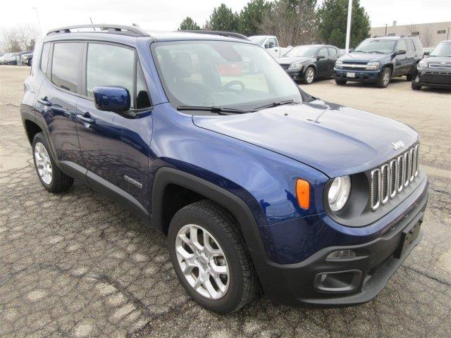 2016 jeep renegade latitude 4x4 latitude 4dr suv for sale in racine wisconsin classified. Black Bedroom Furniture Sets. Home Design Ideas