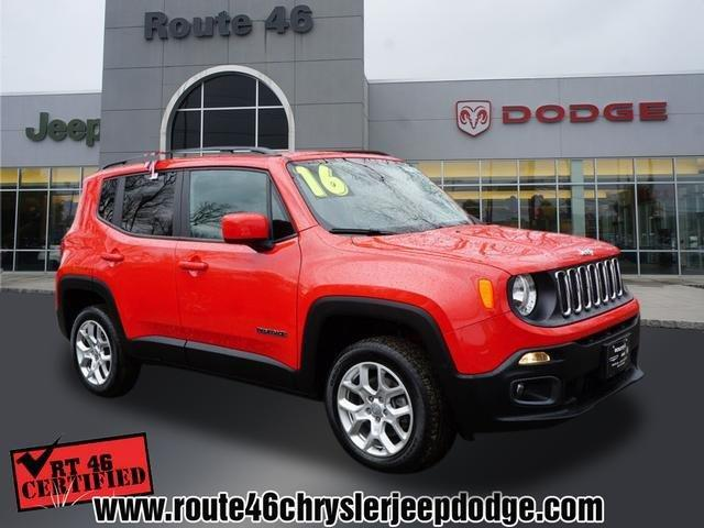 2016 jeep renegade latitude 4x4 latitude 4dr suv for sale in great notch new jersey classified. Black Bedroom Furniture Sets. Home Design Ideas