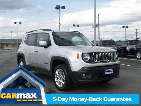 2016 jeep renegade latitude 4x4 latitude 4dr suv for sale in spokane washington classified. Black Bedroom Furniture Sets. Home Design Ideas