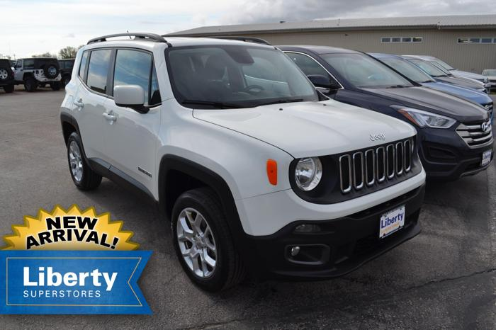 2016 Jeep Renegade Latitude 4x4 Latitude 4dr Suv For Sale