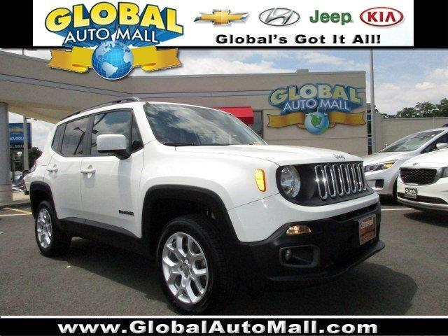 2016 jeep renegade latitude 4x4 latitude 4dr suv for sale in muhlenberg new jersey classified. Black Bedroom Furniture Sets. Home Design Ideas