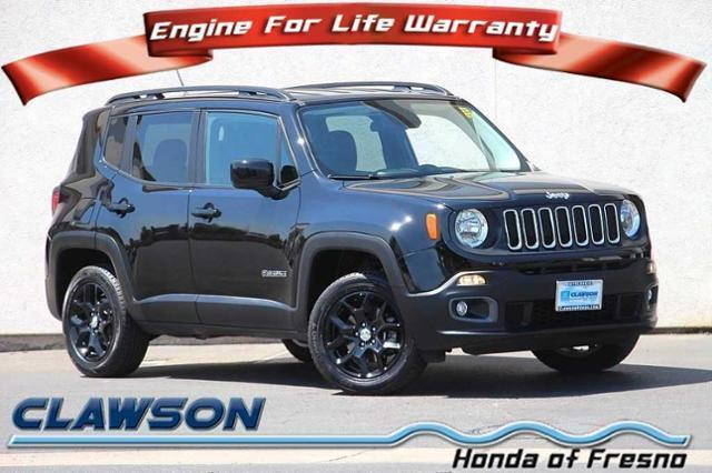 2016 jeep renegade latitude 4x4 latitude 4dr suv for sale in fresno california classified. Black Bedroom Furniture Sets. Home Design Ideas