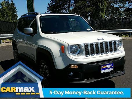 2016 Jeep Renegade Limited 4x4 Limited 4dr SUV