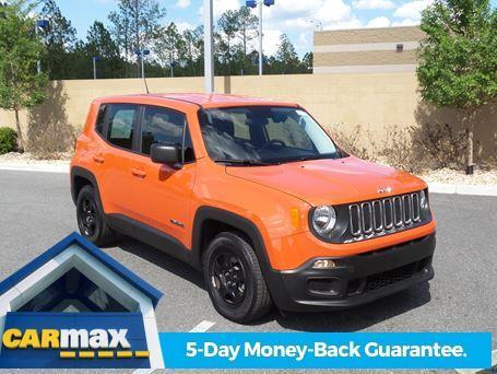 2016 Jeep Renegade Sport Sport 4dr SUV
