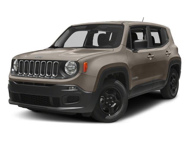2016 Jeep Renegade Sport Sport 4dr SUV