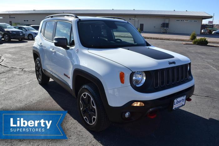 2016 jeep renegade trailhawk 4x4 trailhawk 4dr suv for sale in jolly acres south dakota. Black Bedroom Furniture Sets. Home Design Ideas