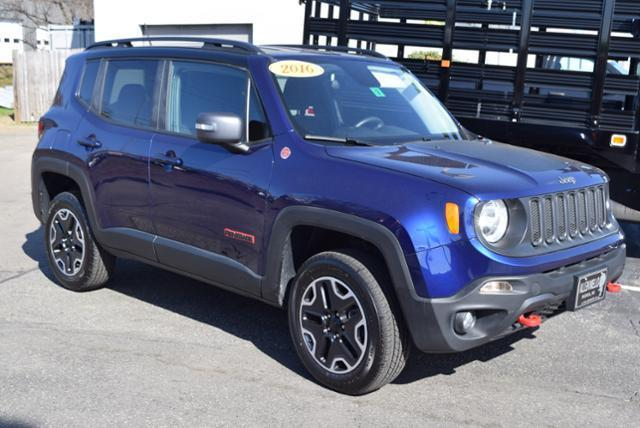 2016 jeep renegade trailhawk 4x4 trailhawk 4dr suv for sale in nashua new hampshire classified. Black Bedroom Furniture Sets. Home Design Ideas