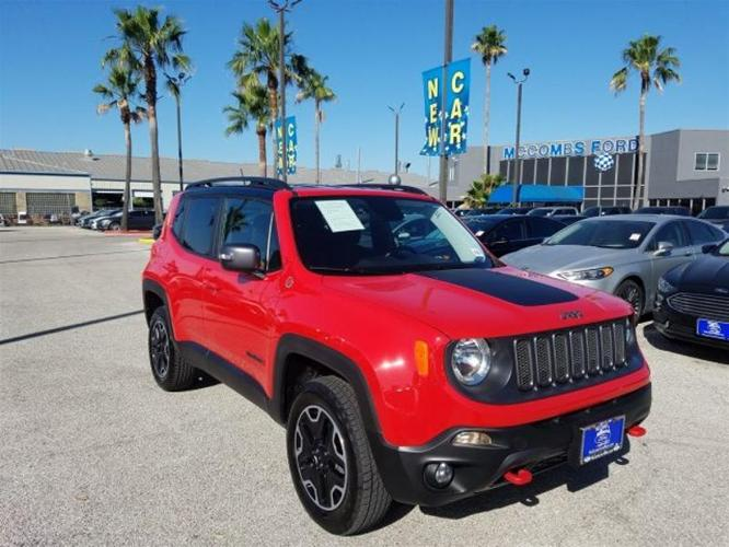 2016 jeep renegade trailhawk 4x4 trailhawk 4dr suv for sale in san antonio texas classified. Black Bedroom Furniture Sets. Home Design Ideas