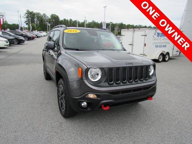 2016 jeep renegade trailhawk 4x4 trailhawk 4dr suv for sale in columbus georgia classified. Black Bedroom Furniture Sets. Home Design Ideas