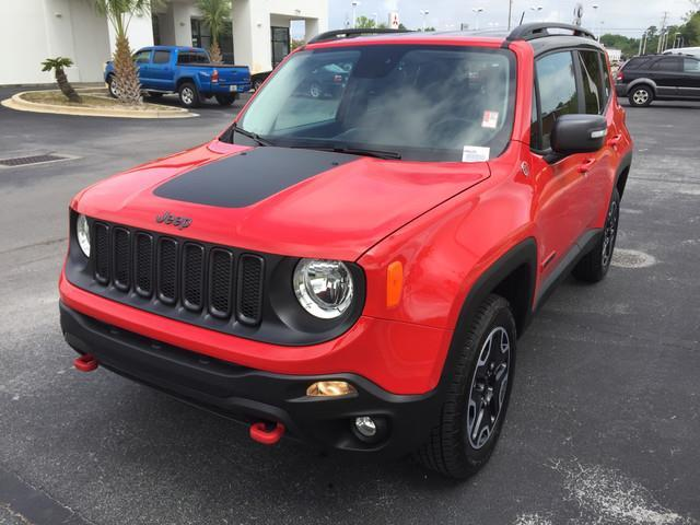 2016 jeep renegade trailhawk 4x4 trailhawk 4dr suv for sale in panama city florida classified. Black Bedroom Furniture Sets. Home Design Ideas