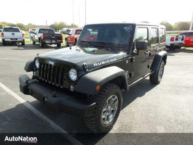 2016 jeep wrangler 4wd unlimited rubicon for sale in austin texas classified. Black Bedroom Furniture Sets. Home Design Ideas