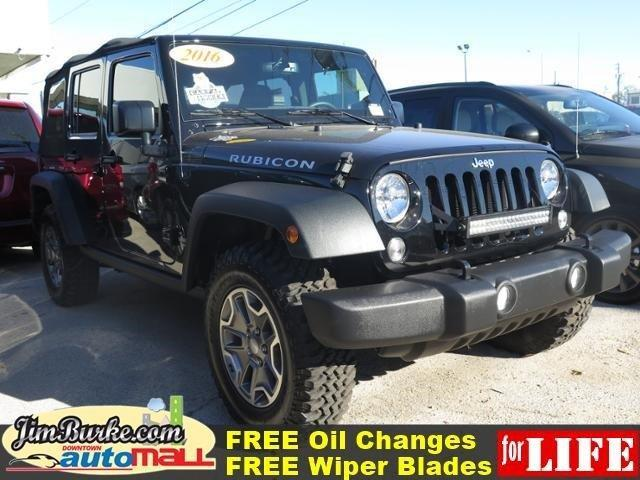 2016 jeep wrangler unlimited rubicon 4x4 rubicon 4dr suv for sale in birmingham alabama. Black Bedroom Furniture Sets. Home Design Ideas
