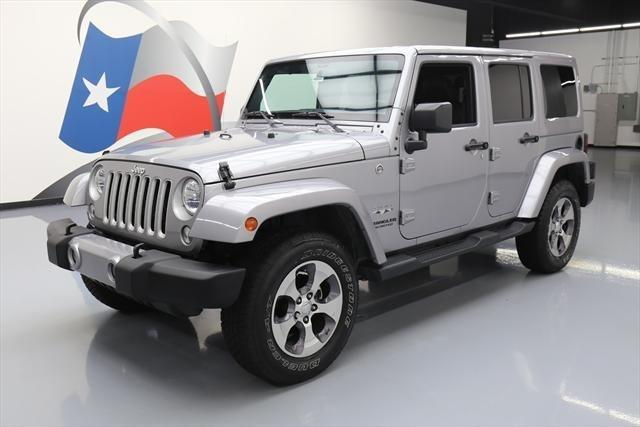 2016 jeep wrangler unlimited sahara 4x4 sahara 4dr suv for sale in houston texas classified. Black Bedroom Furniture Sets. Home Design Ideas