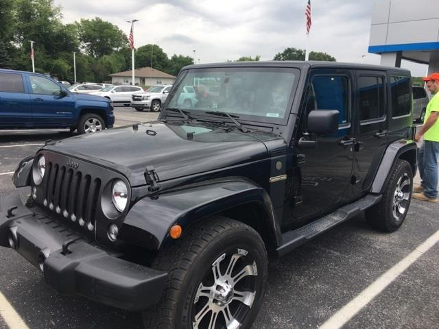 2016 jeep wrangler unlimited sport 4x4 sport 4dr suv for sale in camby indiana classified. Black Bedroom Furniture Sets. Home Design Ideas
