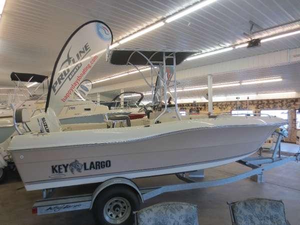 2016 Key Largo 2000 Sportfisher CC