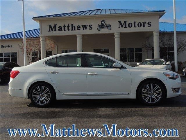 2016 Kia Cadenza Limited Limited 4dr Sedan for Sale in ...