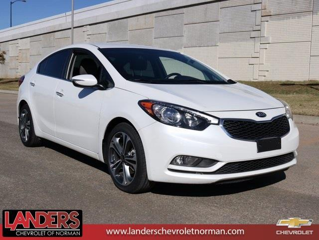 2016 kia forte ex ex 4dr sedan for sale in norman oklahoma classified. Black Bedroom Furniture Sets. Home Design Ideas