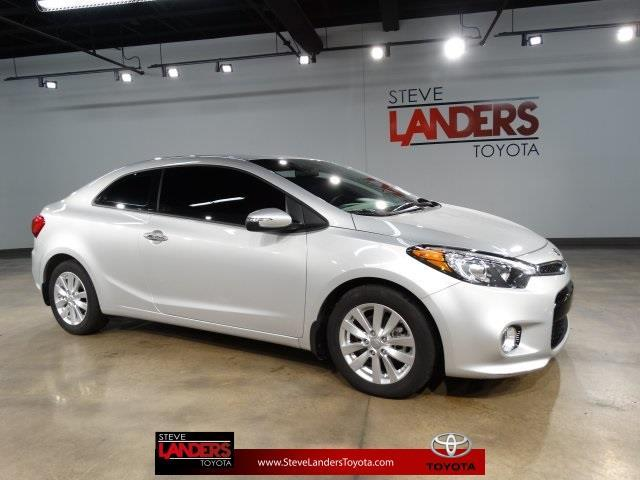 2016 kia forte koup ex ex 2dr coupe for sale in little rock arkansas classified. Black Bedroom Furniture Sets. Home Design Ideas