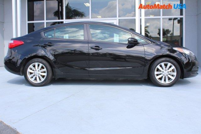 2016 kia forte lx lx 4dr sedan 6a for sale in fort myers florida classified. Black Bedroom Furniture Sets. Home Design Ideas