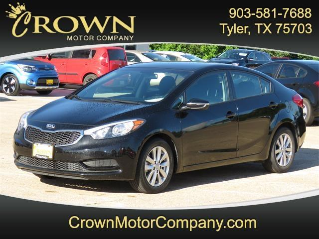 2016 kia forte lx lx 4dr sedan 6a for sale in tyler texas classified. Black Bedroom Furniture Sets. Home Design Ideas