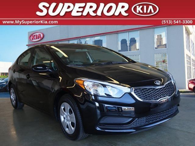 2016 kia forte lx lx 4dr sedan 6m for sale in cincinnati. Black Bedroom Furniture Sets. Home Design Ideas