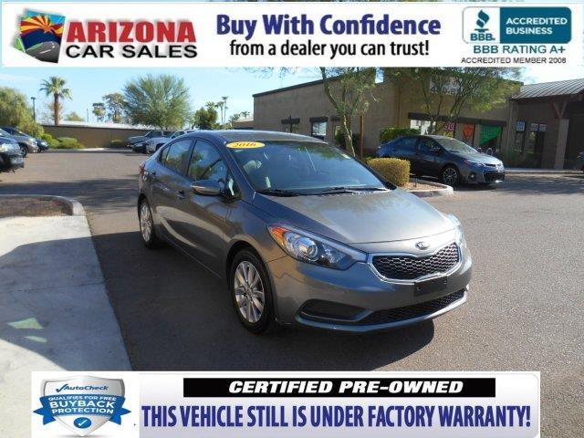 2016 kia forte lx lx 4dr sedan 6m for sale in mesa. Black Bedroom Furniture Sets. Home Design Ideas