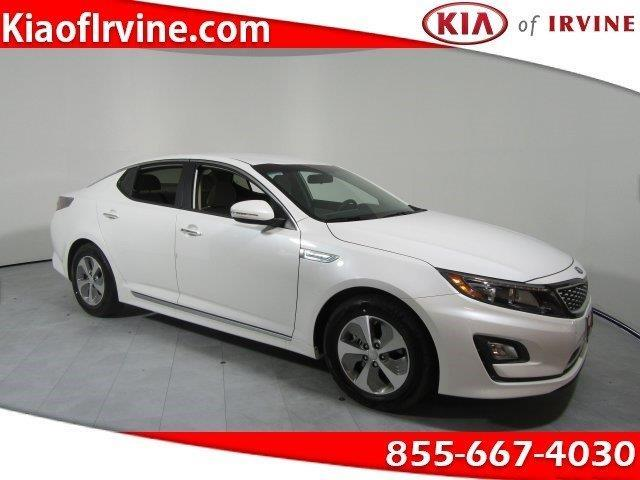 2016 Kia Optima Hybrid Base 4dr Sedan
