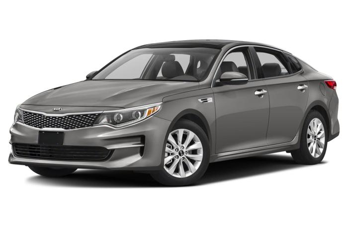 2016 Kia Optima LX LX 4dr Sedan