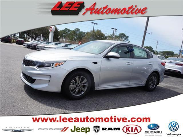 2016 Kia Optima LX Turbo LX Turbo 4dr Sedan