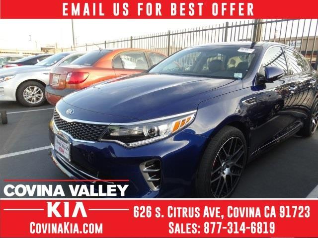 2016 Kia Optima SX Turbo SX Turbo 4dr Sedan