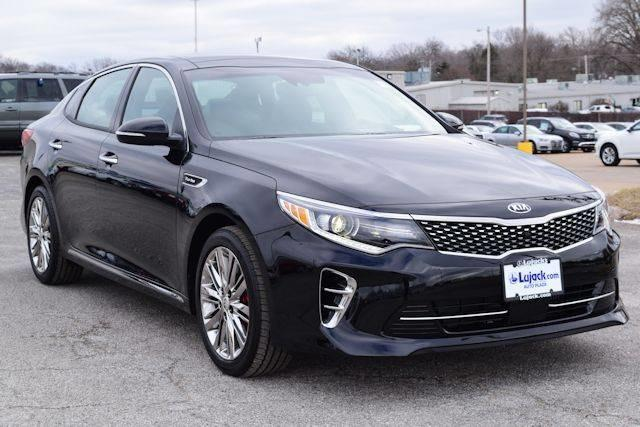 2016 Kia Optima SXL Turbo SXL Turbo 4dr Sedan
